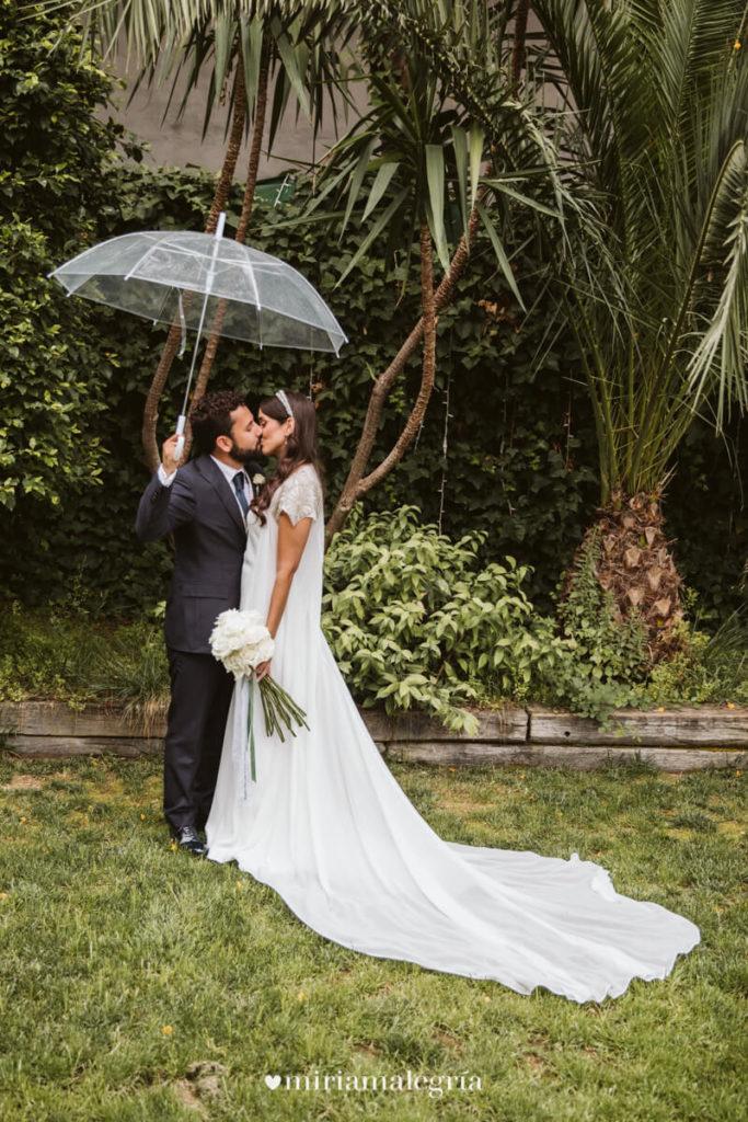 una novia maison portale - Miriam Alegria fotógrafa de bodas en murcia